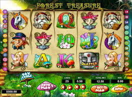 Forest Treasure Casino Game