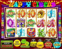 Happy Circus Casino Game
