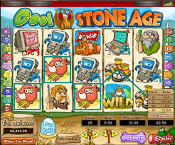 Cool Stone Age Casino Game